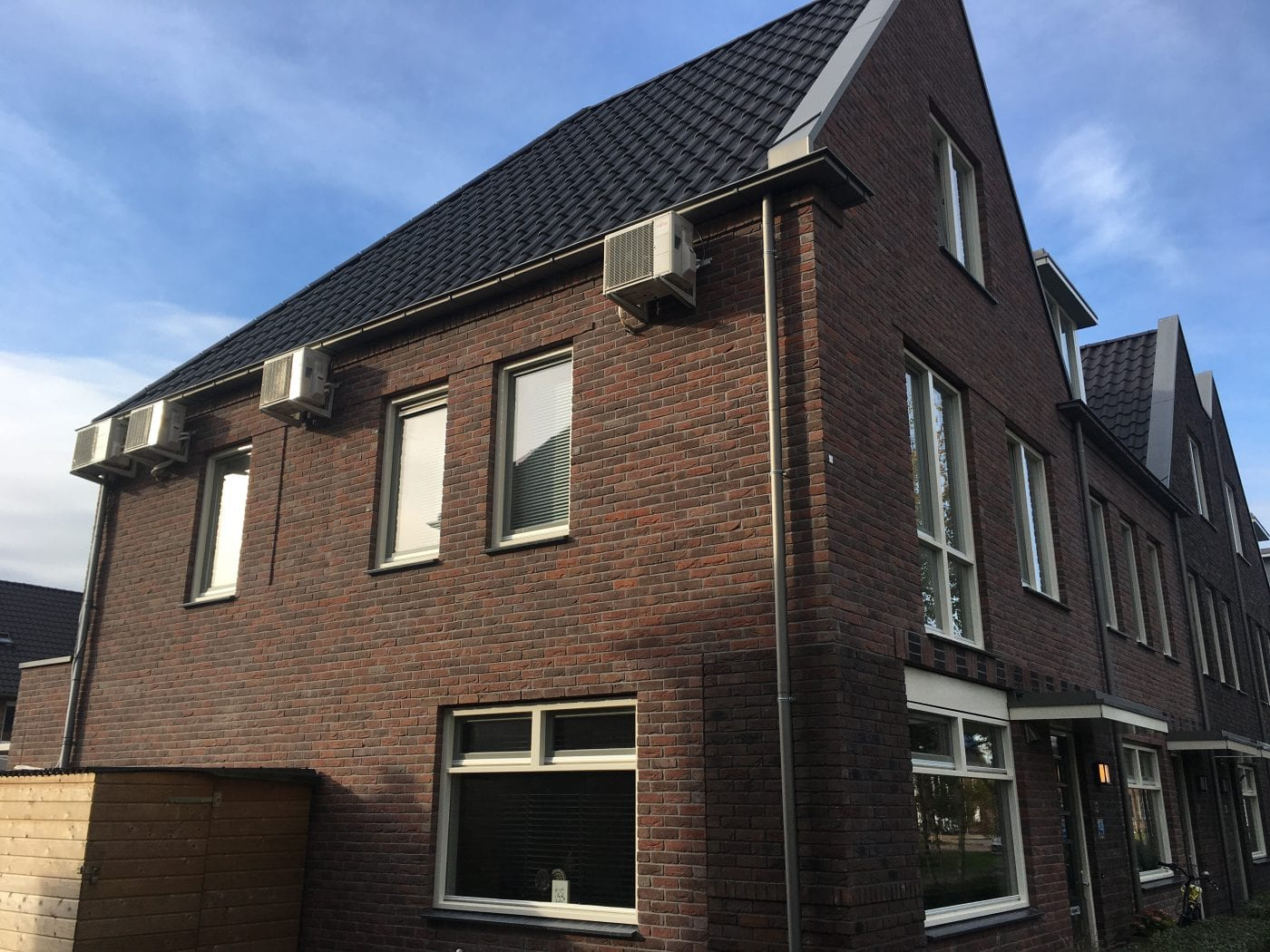 Bouwfout overvloed aan airco