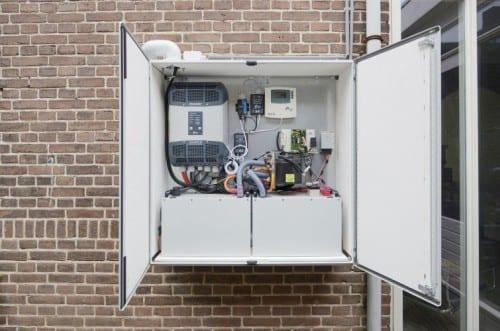 thuisbatterijen, energieopslag