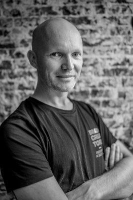 """Jasper Wognum: """"De fase dat er een datascientist nodig is, kan de bouw achter zich laten om de aandacht juist weer te richten op de inhoudelijke kennis."""""""
