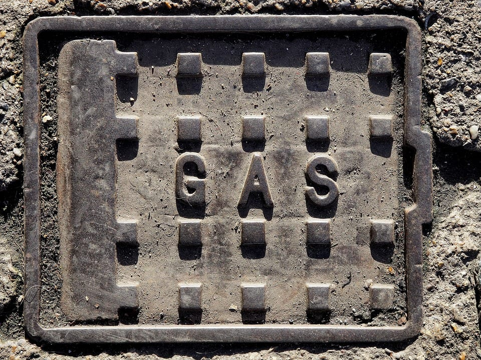 bosgecompenseerd gas