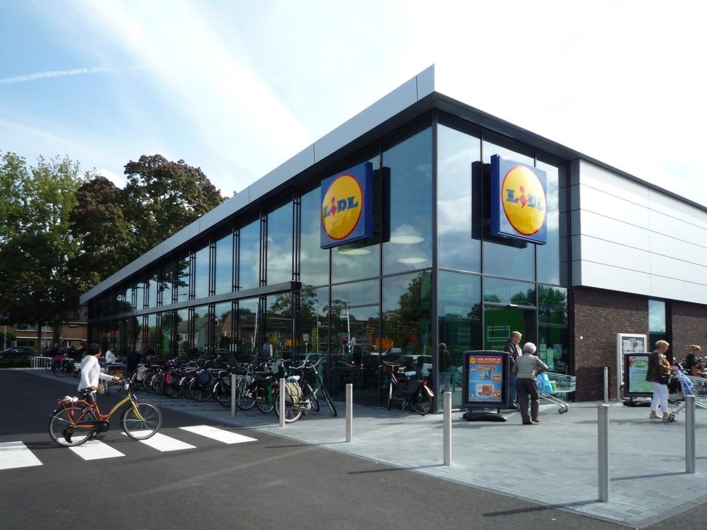 energieneutrale supermarkt