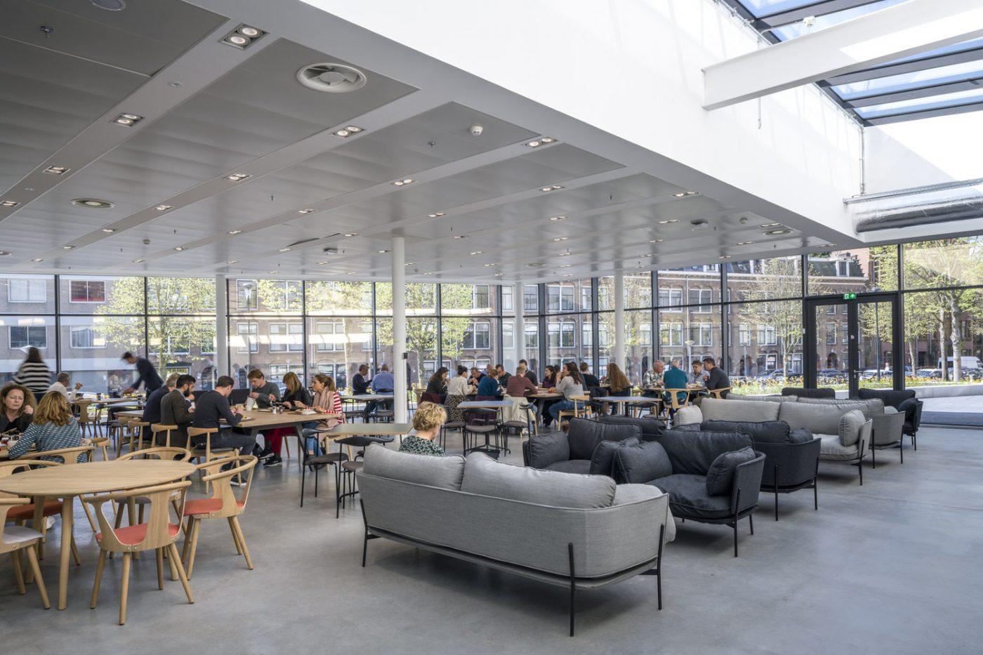 Kantoorkolos wordt multifunctionel campus