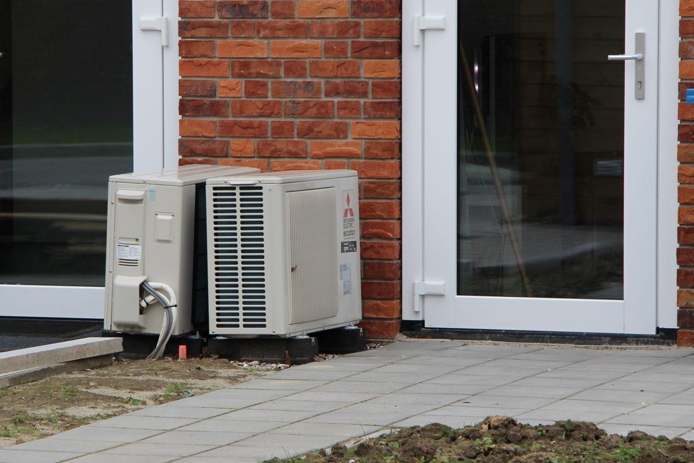 geluidseis warmtepompen