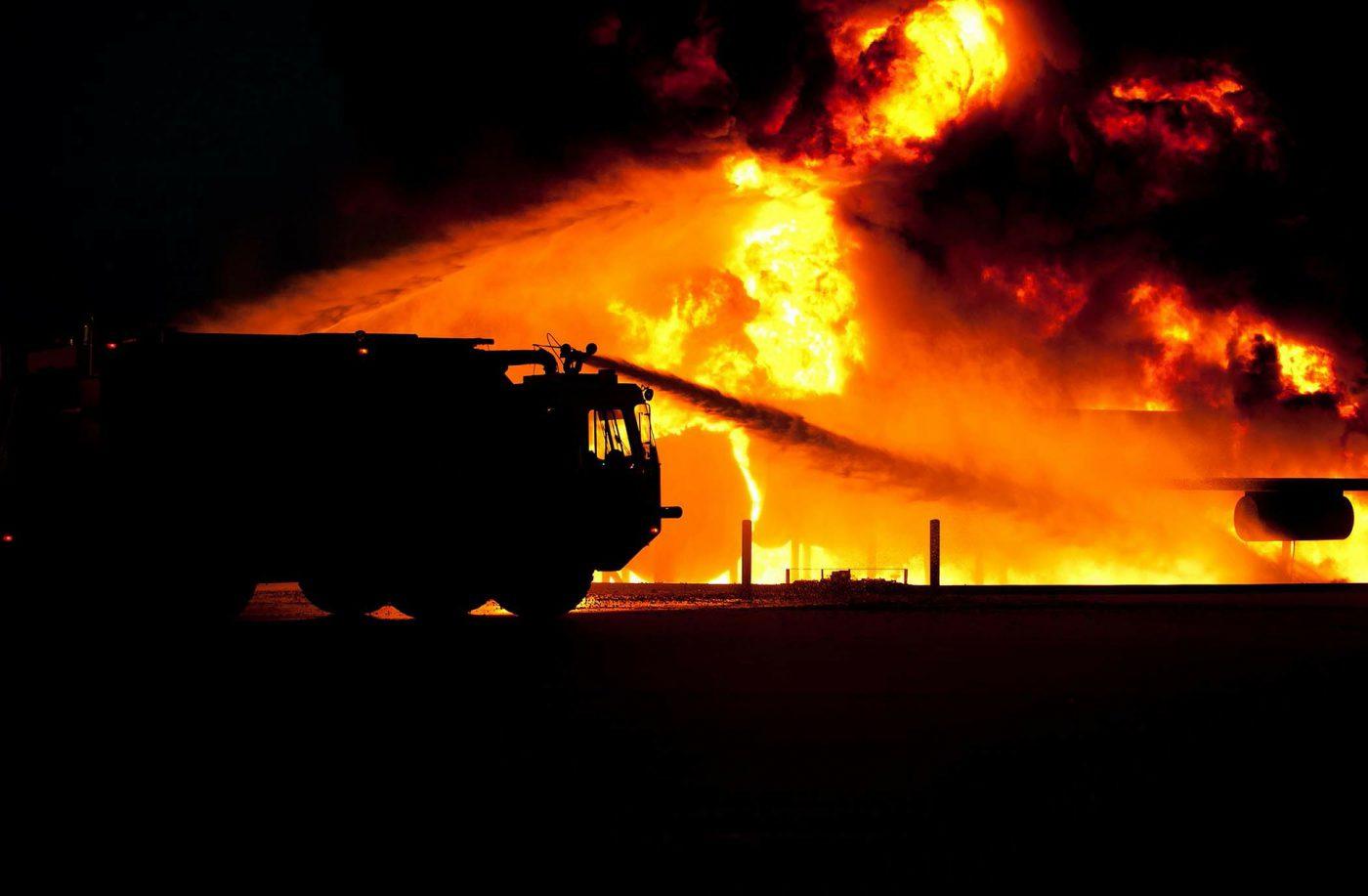brandgedrag