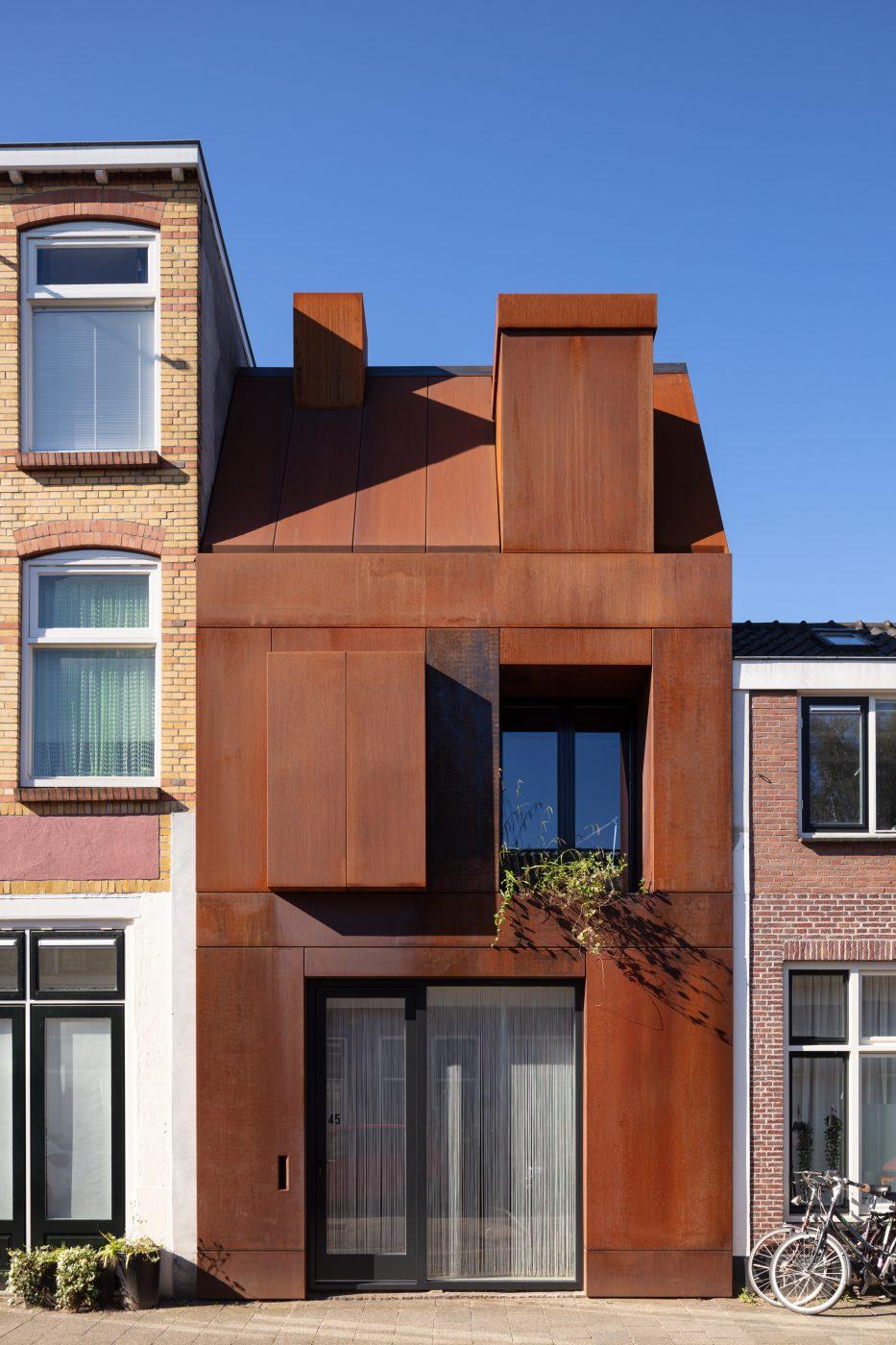 steel craft house