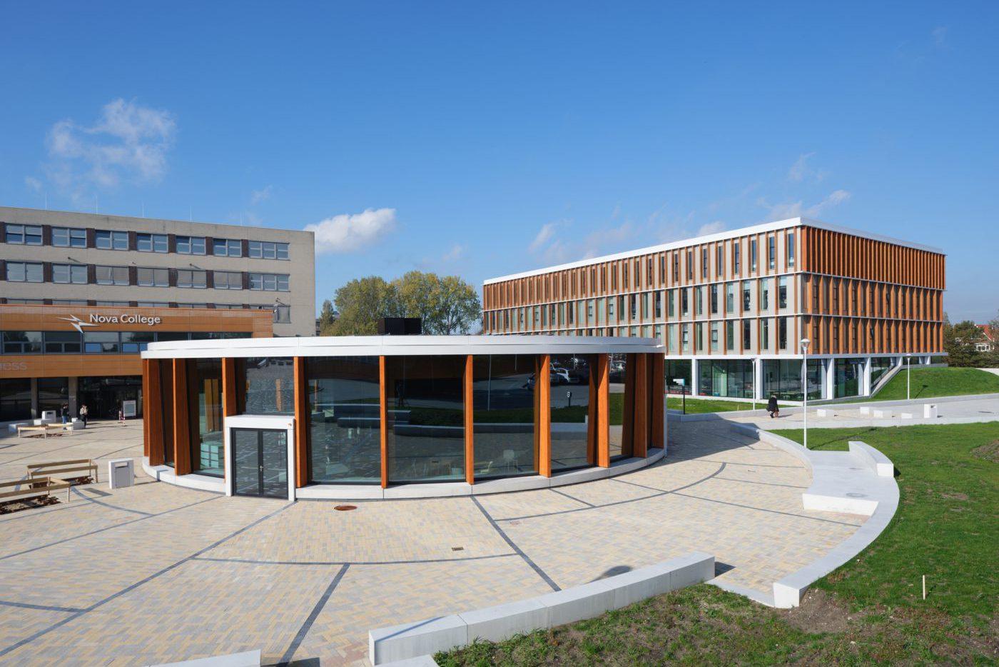 Energieneutraal onderwijsgebouw Nova College