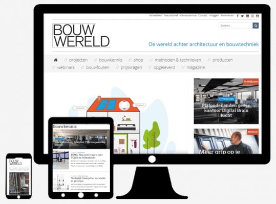 Bouwwereld devices