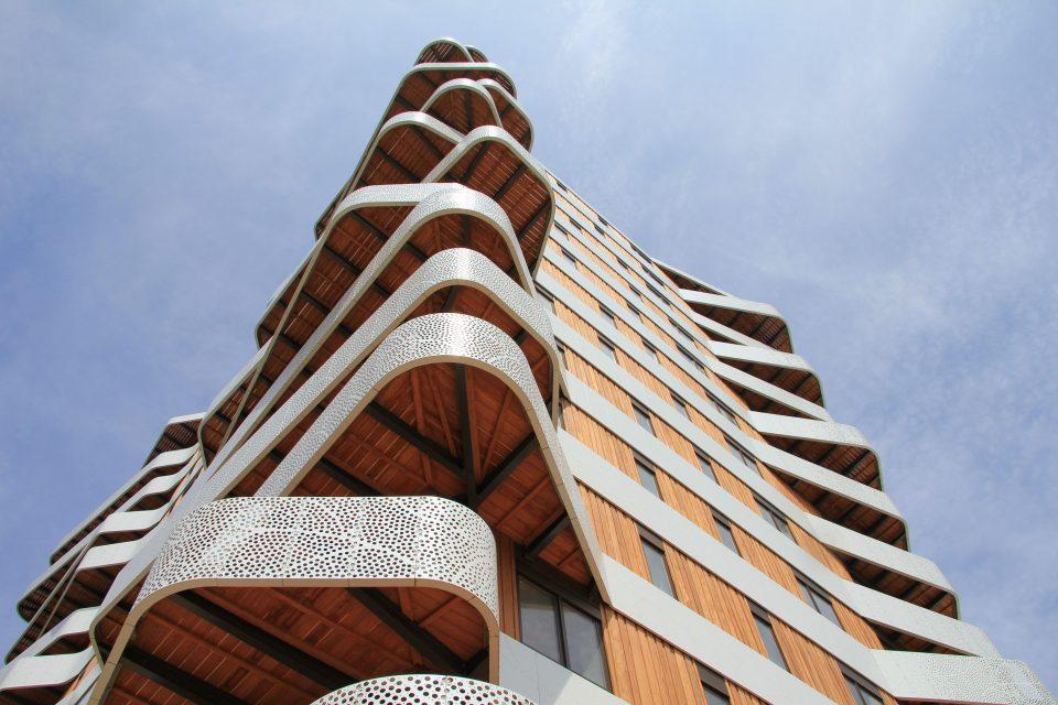 houten balkons