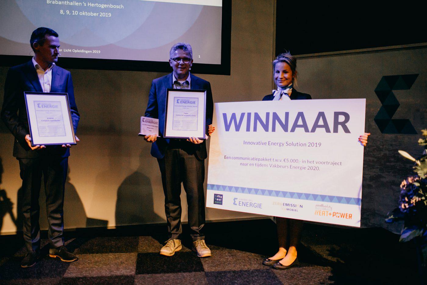 Innovative Energy Solutions Award
