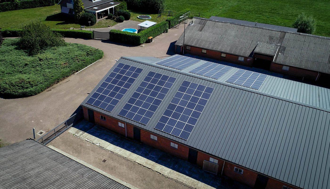 zonnepanelenfabriek