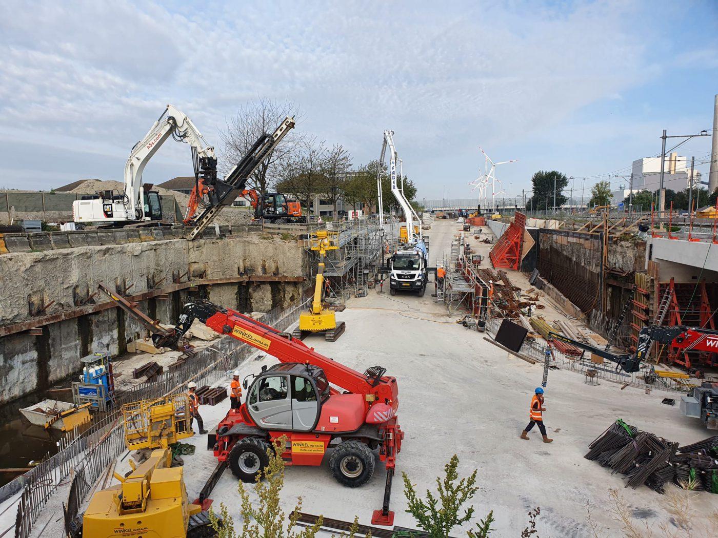 gerecycled beton